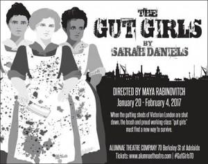 Gut Girls poster